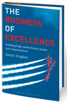 The Business of Excellence by Justin Hughes