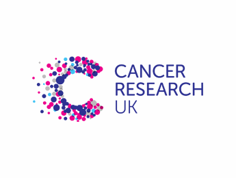 Cancer Research UK brand logo