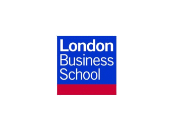 London Business School brand logo