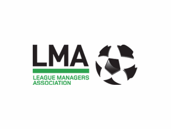 League Managers Association logo image