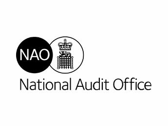 National Audit Office brand logo