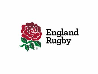 England Rugby brand logo