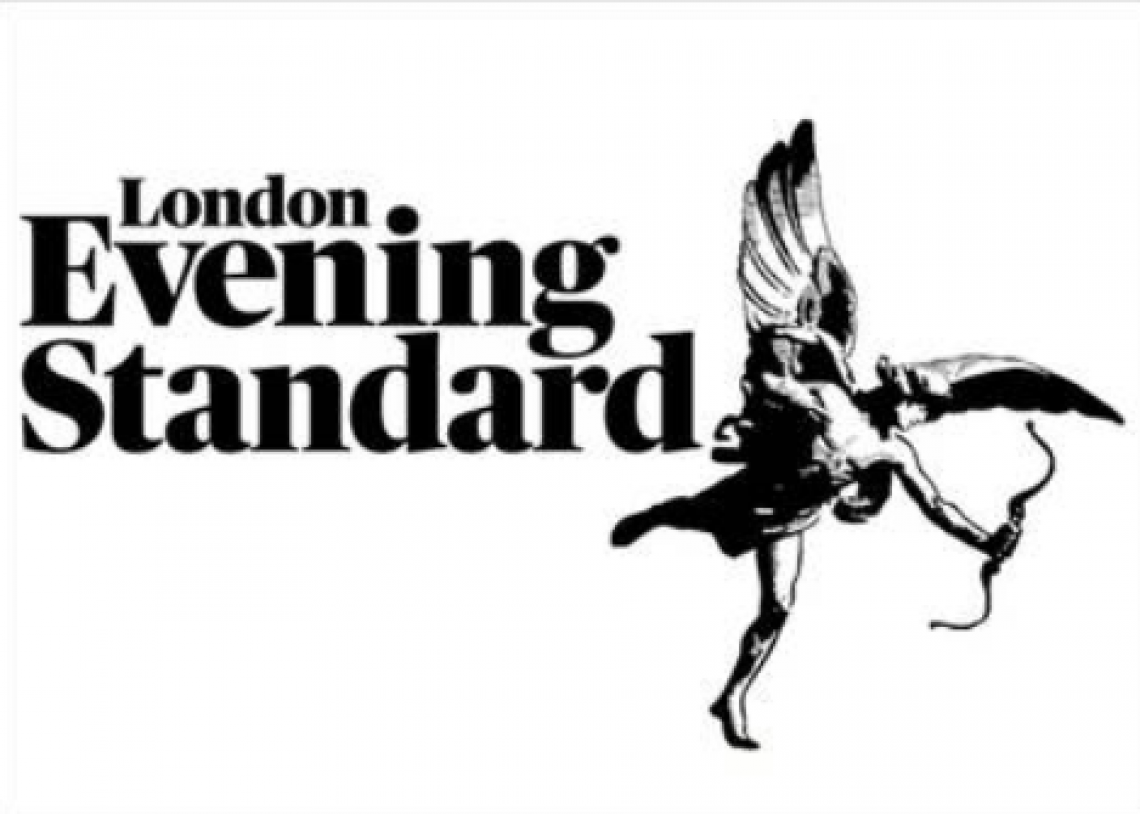 Justin Hughes interviewed by Evening Standard