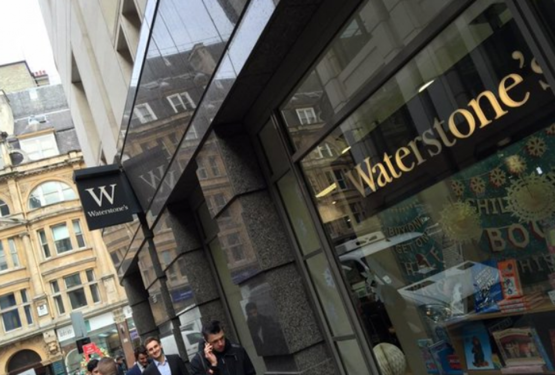 The Business of Excellence at Waterstones