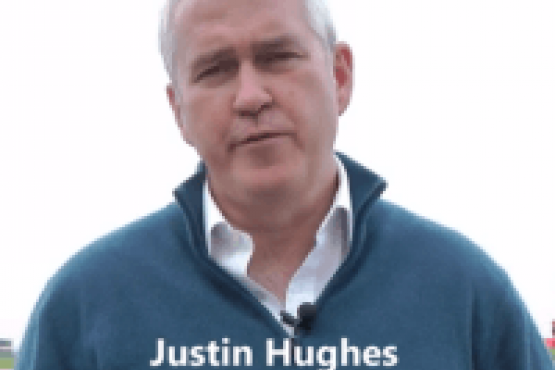 Justin Hughes, high performance teams