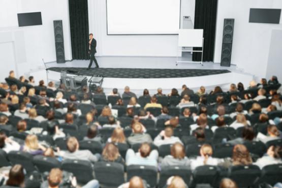 Keynote-speaking