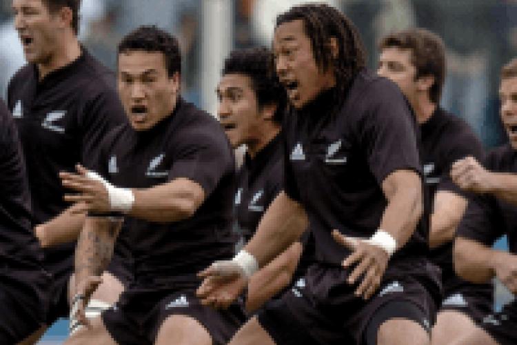 High Performance Team All Blacks